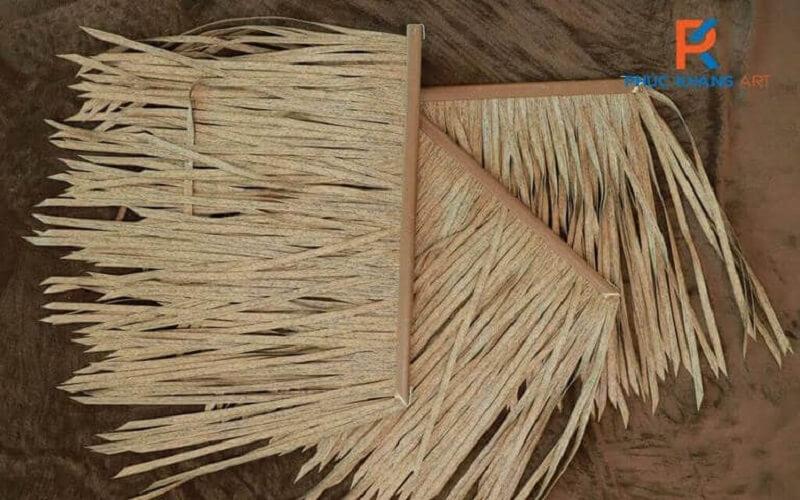 thi công nhà mái lá dừa